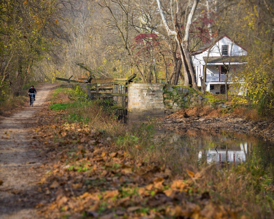 C&O Canal Tow Path | Maryland