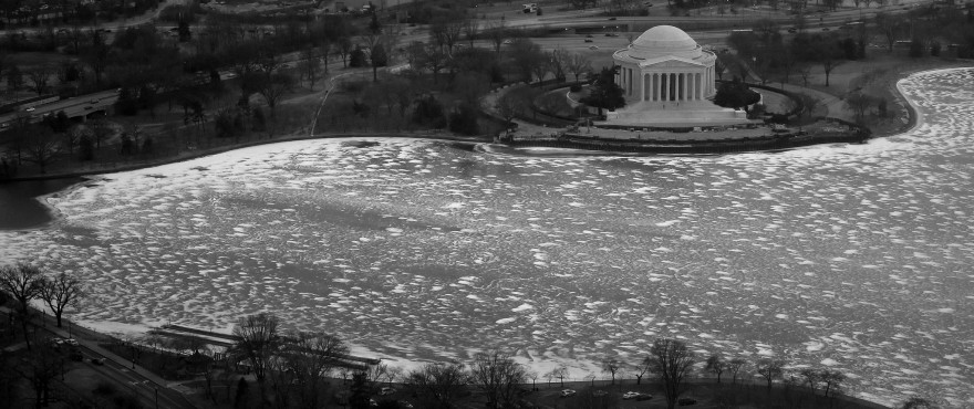 The Jefferson Memorial | Winter