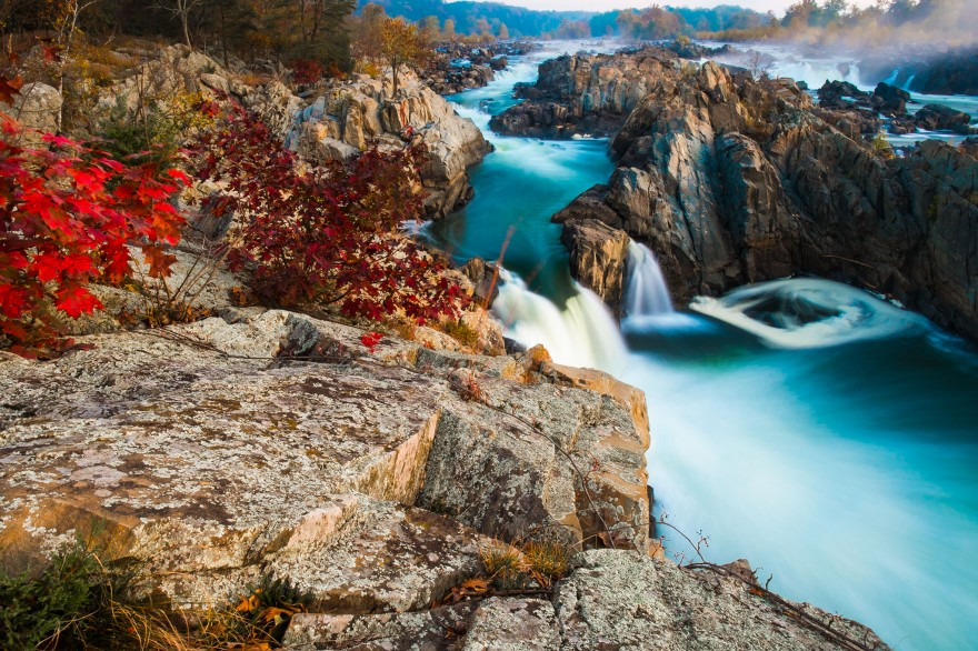 Great Falls National Park | Fall
