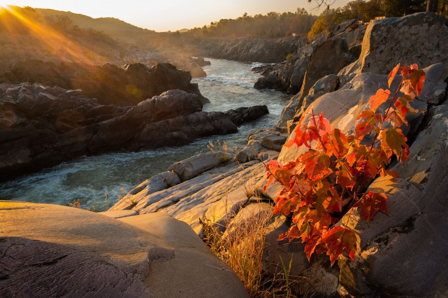 Great Falls National Park | Sunrise 2
